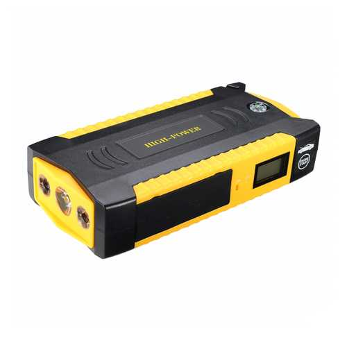 69800mAh Car Jump Starter Portable Battery Charger Backup Charger Multifunction Emergency