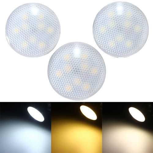 Dimmable E27 PAR20 9W LED Plastic&ALuminum 525Lm IP65 Globe Light Lamp Bulb AC110V