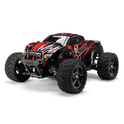 REMO 1631 1/16 2.4G 4WD Brushed Off Road Truck SMAX RC Car