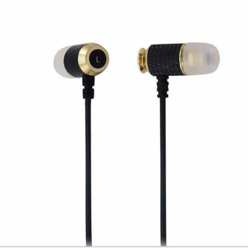 GS-C281 ABS 3.5mm In-ear Headphone with Microphone for Tablet Cell Phone