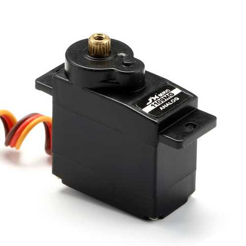 JX PS-1109MG 9g Metal Gear Analog Servo for RC Models