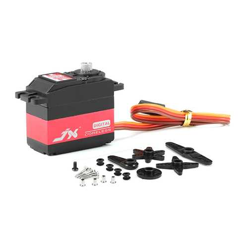 JX Servo PDI-6121MG 20kg Large Torque 120 Degree Digital Coreless Servo For RC Models