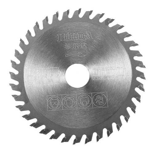 HILDA 10mm/15mm 36 Teeth TCT Alloy Circular Saw Blade 85x1.7mm Cutting Disc for Wood Plastic