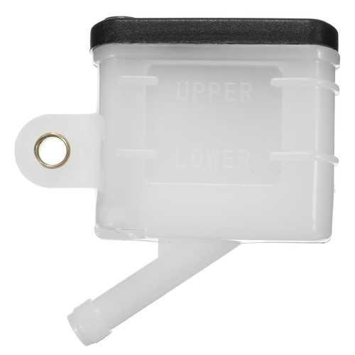 Universal Motorcycle Brake Reservoir Master Cylinder Oil Cup Fluid Bottle