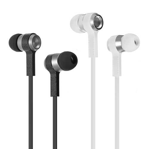 GORSUN GS-C6 ABS 3.5mm In-ear Headphone with Microphone for Tablet Cell Phone