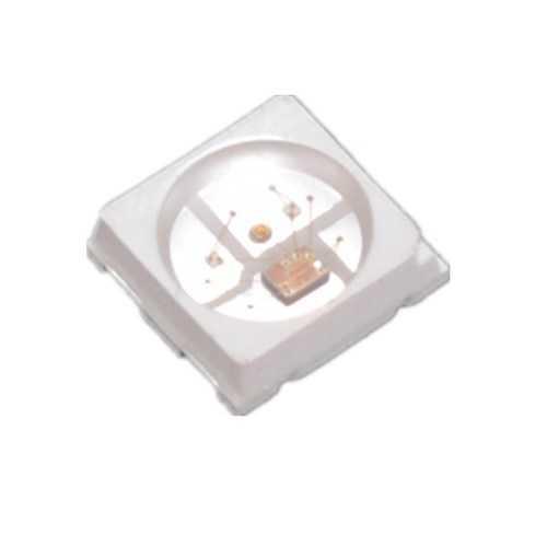 50 PCS Mini SK6812 SMD 3535 Digital RGB LED Light Bead Full Color Pixels Individually Addressable 5V