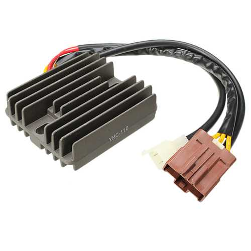 Voltage Regulator Rectifier For KTM Supermoto Super Duke Adventure RC8 1190 SMC LC4