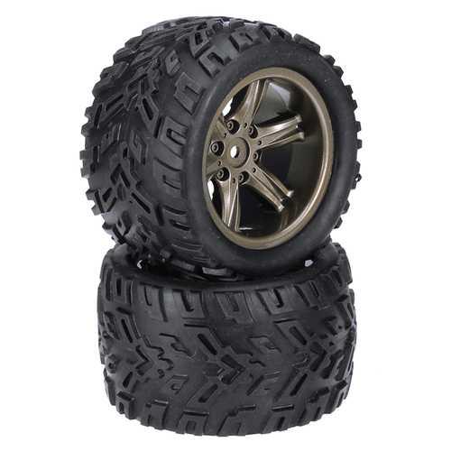 9116 2.4GHz RC Car Spare Parts 2PCS Wheel Without Sponge