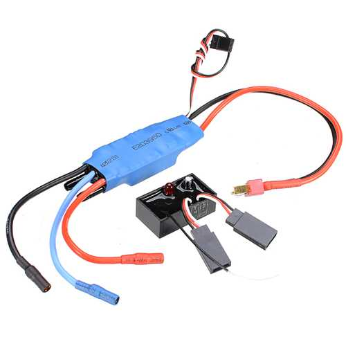 FT012 2.4G Brushless Boat Spare Parts Brushless ESC And Receiver New Version