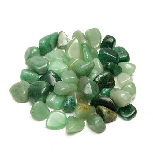 100g Natural Aventurine Crushed Quartz Gravel Crystal Stone Degaussing DIY Decoration