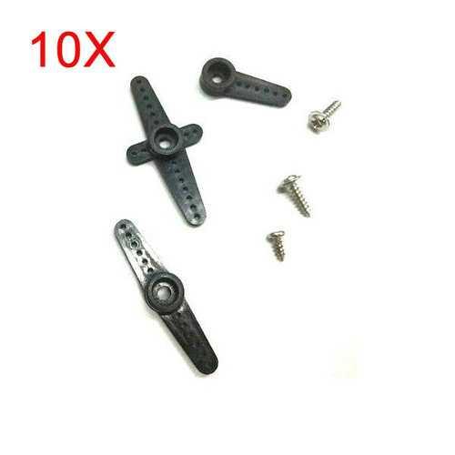10PCS Towerpro SG92R Servo Arm Adjust Parts Horns