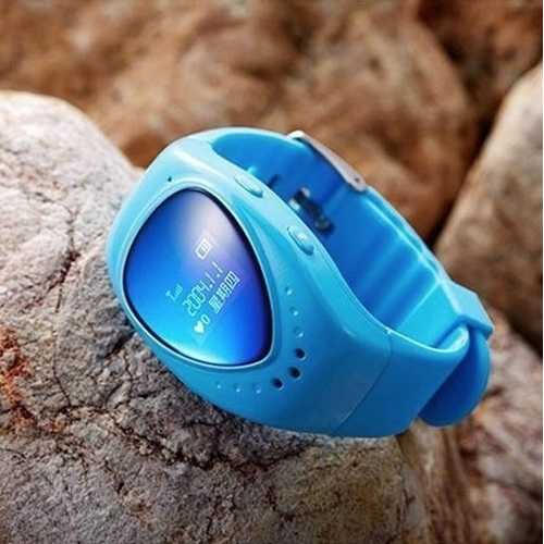 A6 GPS Tracker Smart Kid Watch with SOS button GSM Phone Support Android IOS Anti Lost Locator
