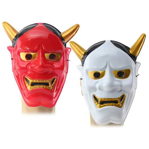 Devil Demon Costume Masquerade Halloween Party Carnival Mask