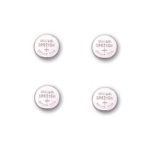 100PCS AG1 LR621 364 SR621 164 1.5V Watch Battery Cell Button Coin Battery Watch Toys Electronic Calculator