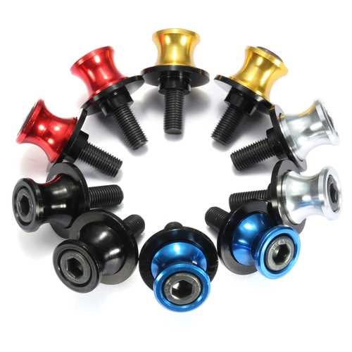 10MM Aluminum Swing Arm Sliders Spools For KTM 1190 RC8R 990