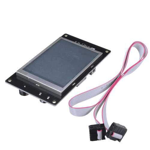 3.2 Inch MKS-TFT32 Full Color LCD Touch Screen Support BT APP For 3D Printer RepRap