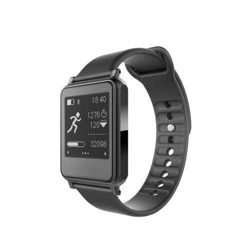 i7 Bracelet Hear Rate Monitor Wrist Band Bluetooth 4.0 Touch Screen Fitness Tracker Health Anti Lost Wristband