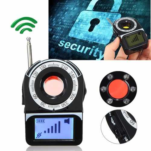 CC309+ Anti-tapping GPS GSM WIFI G4 Camera RF Signal Automatic Detector Finder