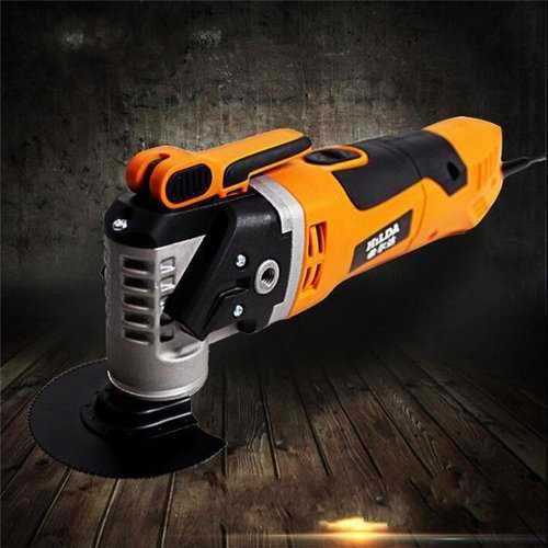 HILDA 220V 280W 11000-21000rpm Trimming Machine Electric Oscillating Power Tool Oscillating Tools