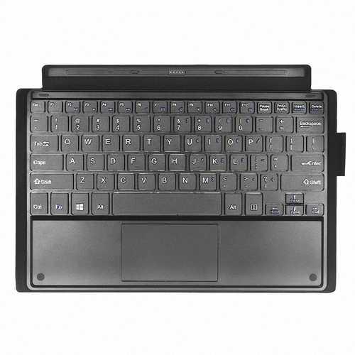 Original K10 Magnetic Docking Tablet Keyboard for Jumper Ezpad 6 M4 Ezpad 5SE Tablet