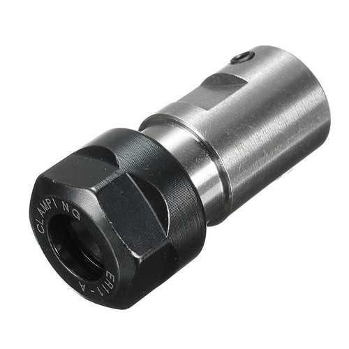 1/4 Inch 6.35mm ER11-A Collet Chuck Holder Motor Shaft Tool Holder Extension Rod