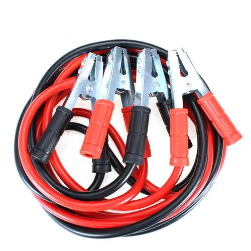 1000A 4 Meters Copper Clamp Emergency Start-up Battery Connection Line Automotive Supplies