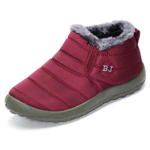 LOSTISY Women Red Boots
