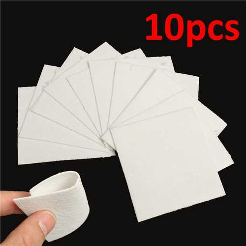 10 Sheets Bullseye HotPot Thinfire Kiln Paper for Glass Fusing