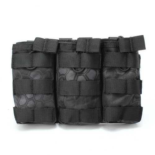 FAITH PRO Outdoor Molle Hunting Waist Bag Modular Accessory Storage Pack Pouch For Hiking