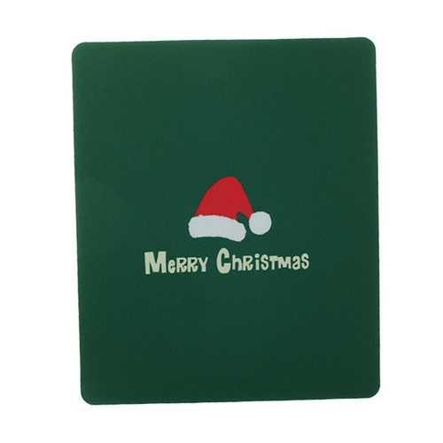 24x20cm Universal Creative Christmas Anti-slip Computer Mouse Pad
