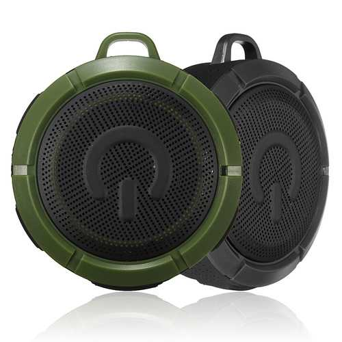 ELEGIANT Mini Outdoor Waterproof Stereo NFC bluetooth 4.0 Speaker For iPhone Samsung