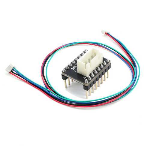 MKS CD 57/86 Stepper Motor Driver Current Expansion Board For 3D Printer