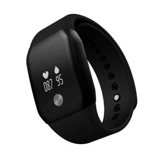 A88+ Bluetooth 4.0 Smart Watch Heart Rate Monitor Blood Oxygen Monitor For iOS iPhone Android