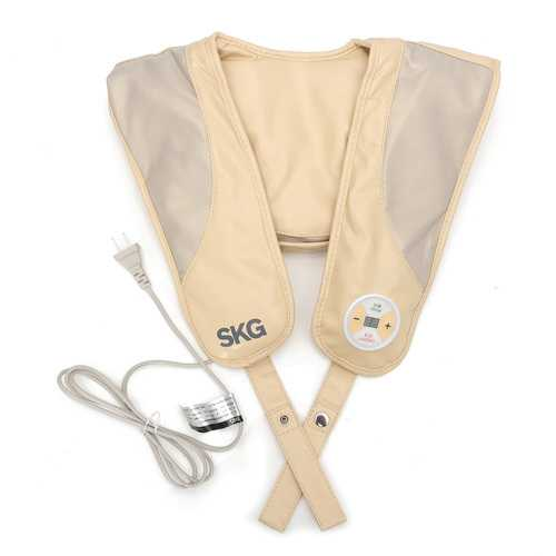 Electric Massage Cushion Neck Shoulder Pain Relief 18 Modes Heat Massager Adjustable Space Shiatsu Kneading