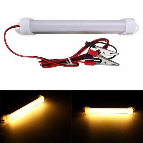 Warm White 12V 5630 LED Light Bar Tube Strip  Interior Lamp For Caravan Van Trailer Boat Home