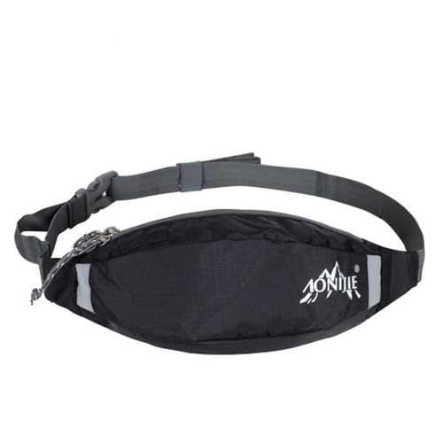 AONIJIE Sports Running Waist Bag Pack Waterproof Nylon Hiking Storage Pouch