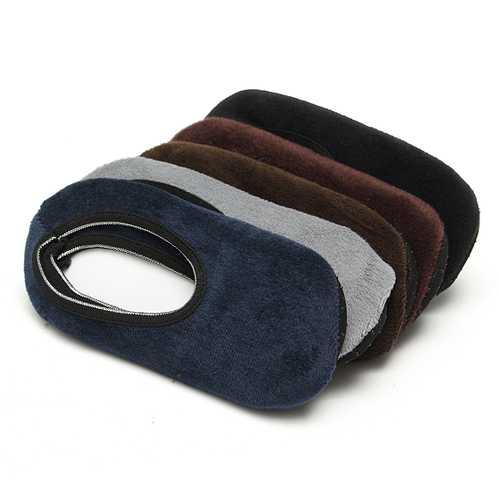 24cm Fluff Men Non Slip Anti Skid Yoga Socks Keep Warm Slipper