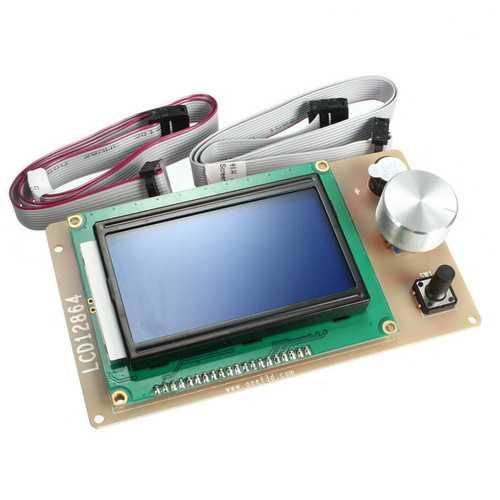 3D Printer LCD12864 LCD Screen Control Module RAMPS1.4
