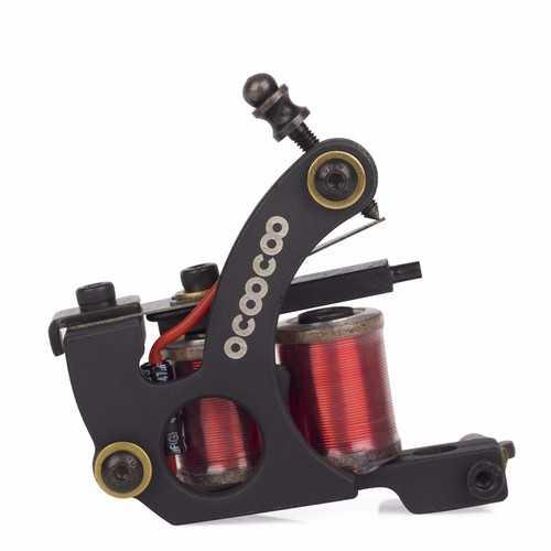 OCOOCOO ST600 Japan OFC High End Warps Coils Master Shader Tattoo Machine High Performance