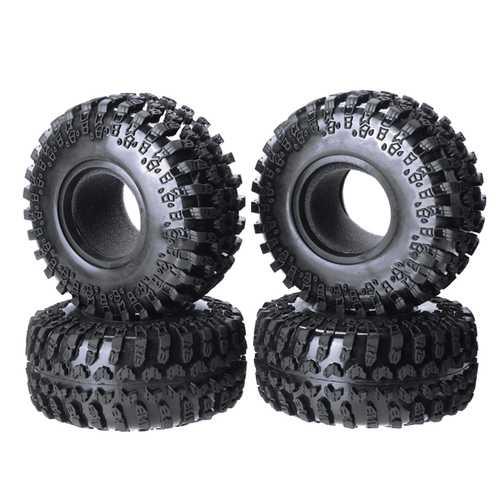 AUSTAR 4PCS Tires With Sponge Diameter 130mm For Climbing Car