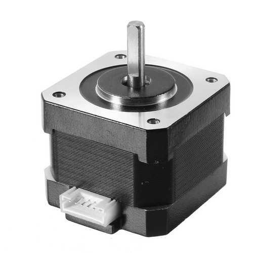 EleksMaker® 42HS34-1304A 1.8° Hybrid Stepper Motor 2 Phase For Laser Engraver Machine CNC Router