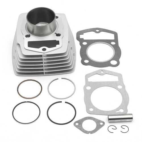 125cc Cylinder Engine Valve Gasket Kit For Honda CB125S CL125S SL125 XL125 OHC