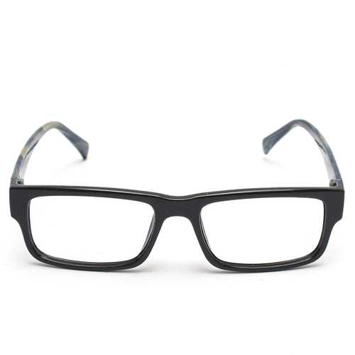 5.5X1.4in Colorful Cute Fashionable Square Lens-free Eyeglasses Frame Academy Style Men Women