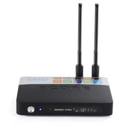 CSA93 Amlogic S912 3GB RAM 32GB ROM TV Box