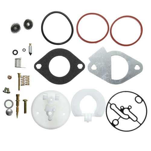 25pcs Carburetor Rebuild Kit For Briggs & Stratton Master Overhaul Carburetor Nikki 796184