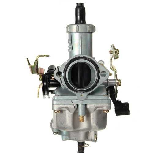 Carb Carburetor PZ30 With Accelerating Pump For 250CC Engine ATV Motorcycle