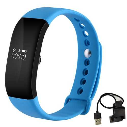 Oxygen Heart Rate Waterproof bluetooth Smart Watch Bracelet Wrist Band
