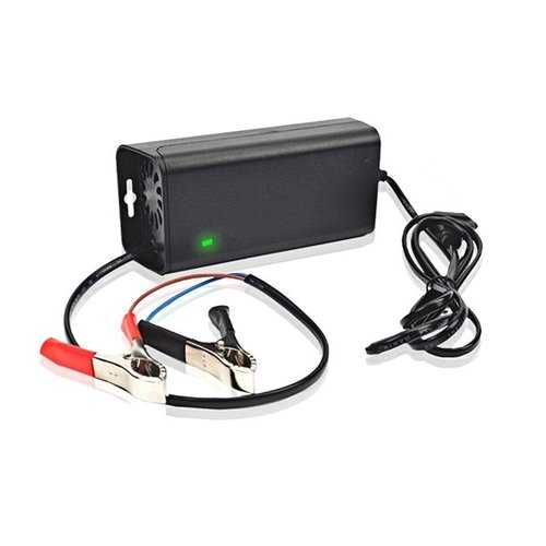 Suoer™ 12V Smart Fast Lead Acid Battery Charger For Car Motorcycle