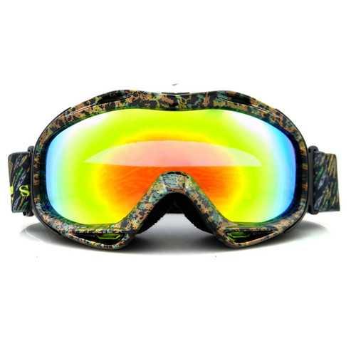 Sports Ski Goggles Motorcycle UV400 Windproof Glasses