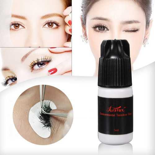 5ml Pro Eyelash Extension No Odor Non-irritation Grafting False Eyelash Adhesive Glue